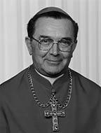 Bischof Bernhard Huhn