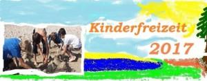 Logo Kinderfreizeit 2017