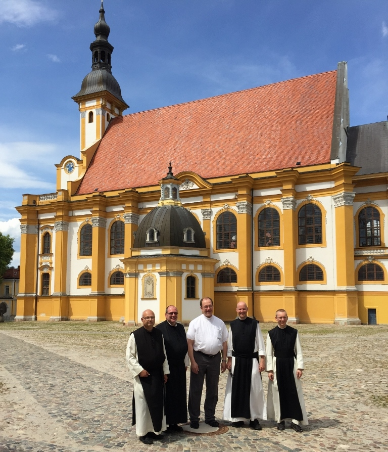 Gründungsversammlung des Fördervereins des Zisterzienserklosters