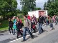 Kinderwallfahrt nach Rosenthal am 19. Juni 2010